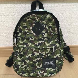WASK - 【美品】WASK リュック キッズ 子供