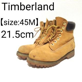 ティンバーランド(Timberland)の人気 Timberland ティンバーランド ショート ブーツ 21.5 4.5(ブーツ)