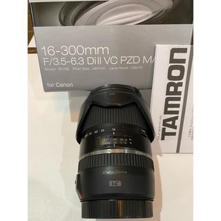 Canon - タムロン 16-300mm F3.5-6.3 キヤノン用 B016E
