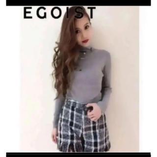 エゴイスト(EGOIST)の新品♡EGOIST♡ツイードショーパン(ショートパンツ)