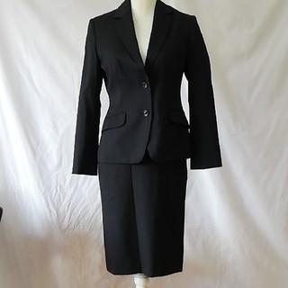 ORIHICA - 美品オリヒカ濃紺の洗えるスーツ、サイズ9号。ORIHICA