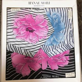 HANAE MORI - 【即購入OK♡新品未使用】箱付き♡ハナエモリ ハンカチ3枚セット♡
