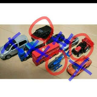 Takara Tomy - トミカ まとめ売り 9台 車 おもちゃ