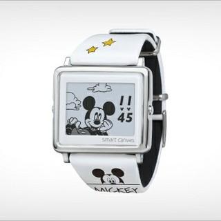 エプソン(EPSON)のスマートキャンバス ウォッチ ディズニー 美品 値下げしました かるぷーる様専 (腕時計)