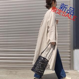 LEPSIM - リネンローブコート 新品未使用☆限定SALE❗️