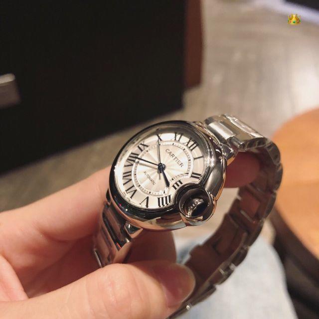Cartier(カルティエ)のカルティエ腕時計 自動巻き CARTIER メンズの時計(腕時計(アナログ))の商品写真