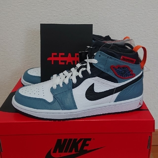 NIKE - [新品]AIR JORDAN 1 MID FEARLESS FACETASM