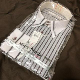 メンズカッターシャツ 新品 LLサイズ Alfredo Beretta