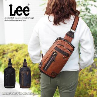 リー(Lee)のリー Lee ボディバッグ 320 3100 と長財布(ボディーバッグ)
