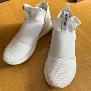 adidas - ●adidas originals●チューブラー・tubular・白・25.0