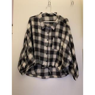ヘザー(heather)のHeather チェックシャツ(シャツ/ブラウス(長袖/七分))