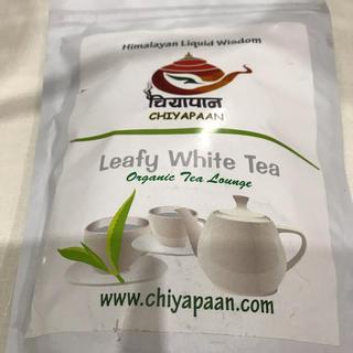 ネパールホワイトティー100g(茶)