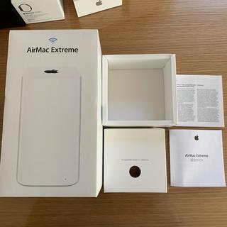 マック(Mac (Apple))のAirMac Extreme(PC周辺機器)