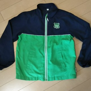 ウインドブレーカー 子供服 上着 防寒 アウター サイズ130(ジャケット/上着)