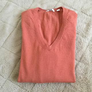 ユニクロ(UNIQLO)の【ユニクロ】ウールセーター(ニット/セーター)