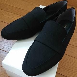 ヴェリココ(velikoko)のヴェリココ ラクチンきれいシューズ 23.5(ローファー/革靴)