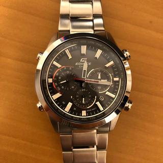エディフィス(EDIFICE)のCASIO  腕時計 EDIFICE EQW-T650DB-1AJF  シルバー(腕時計(アナログ))