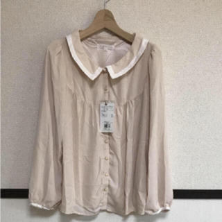 grove - 新品  長袖シャツ