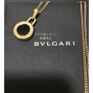 BVLGARI - BVLGARI ペンダント チャーム ネックレス チェーン付き 新品正規