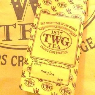 AfternoonTea - TWG HONEY TEA