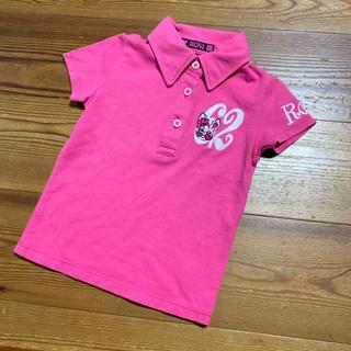 ロニィ(RONI)のRONI ポロシャツXS(90-95) 12757(Tシャツ/カットソー)
