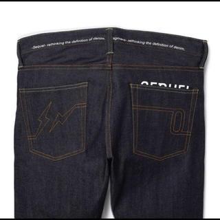FRAGMENT - M fragment design SEQUEL DENIM PANTS