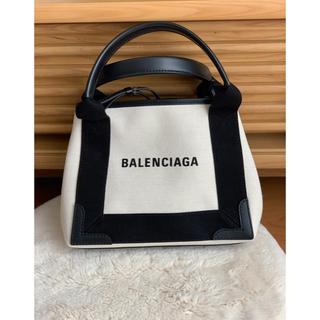 バレンシアガバッグ(BALENCIAGA BAG)のバレンシアガ ネイビーカバ xs(ショルダーバッグ)