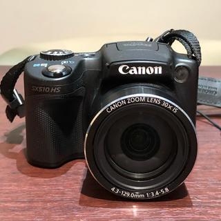 Canon - 美品 Canon キャノン デジタルカメラ パワーショット SX510HS