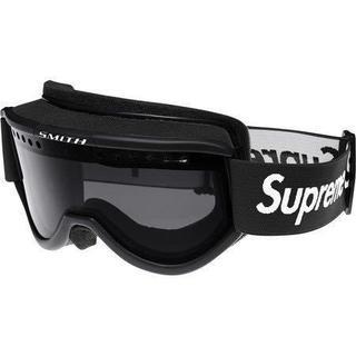 新品★2015aw Supreme Smith Ski Goggle BLACK