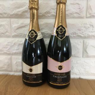 LOUIS VUITTON - XAVIER-LOUIS VUITTON シャンパン
