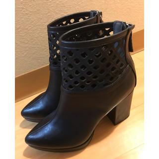 EMODA - EMODA ショートブーツ ブラック