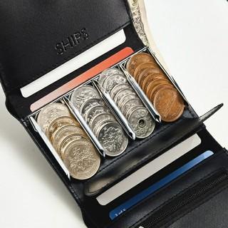 シップス(SHIPS)のMonoMax 付録 SHIPS コイン仕切り財布(コインケース/小銭入れ)