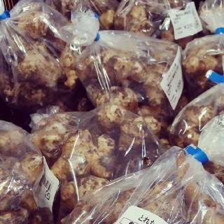 菊芋土つき 5キロ(野菜)