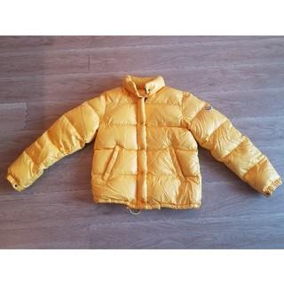 モンクレール(MONCLER)のMONCLERモンクレール ダウンジャケット黄色イエロー(ダウンジャケット)