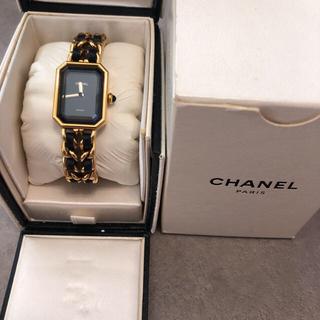 CHANEL - CHANEL シャネル プルミエール M 腕時計