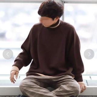 ハレ(HARE)の【にっしー×inter factory】 ダブルリブタートルネックニット(ニット/セーター)