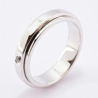 ピアジェ(PIAGET)のピアジェ リング ポセション  指輪 ダイヤ 1P   #54 約14号 (リング(指輪))