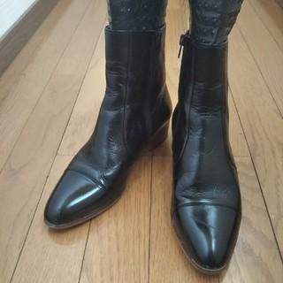 ランバン(LANVIN)のランバンのブーツ ブラック(ブーツ)