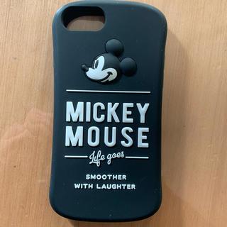 ディズニー(Disney)のミッキーマウス iPhoneケース(iPhoneケース)