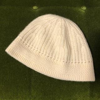 ミナペルホネン(mina perhonen)のミナペルホネン  ニット帽(ニット帽/ビーニー)
