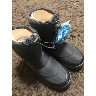 ワークマン 防寒ブーツ ケベック フィールドコア ブラック Lサイズ
