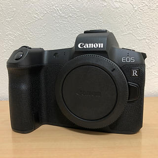 Canon - 【未使用に近い】キヤノン EOS R ボディ