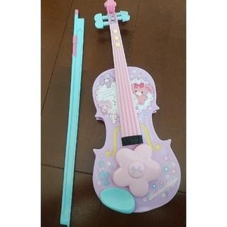 サンリオ(サンリオ)のぼんぼんりぼん バイオリン(楽器のおもちゃ)
