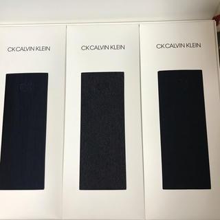 シーケーカルバンクライン(ck Calvin Klein)のck Calvin Klein 紳士用靴下 3点セット(ソックス)