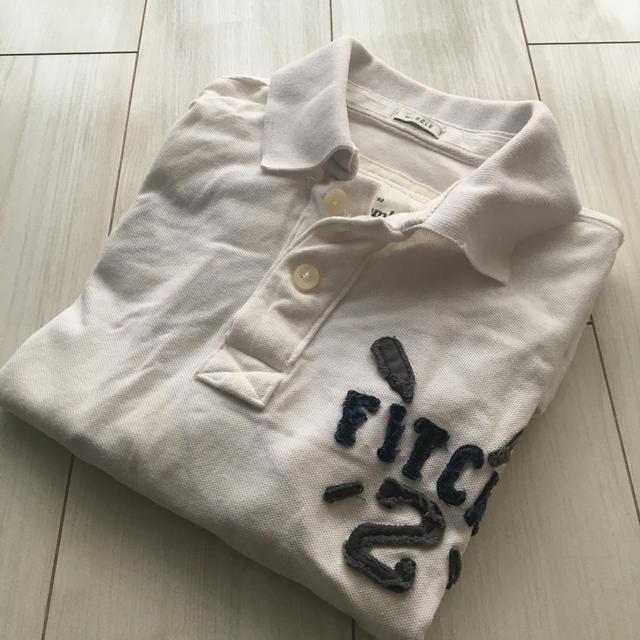 Abercrombie&Fitch(アバクロンビーアンドフィッチ)のAbercrombie &fitch ポロシャツ メンズのトップス(ポロシャツ)の商品写真