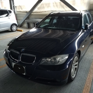 BMW - 車検付ワンオーナーBMW★320iツーリングワゴン★e91★4万㎞台