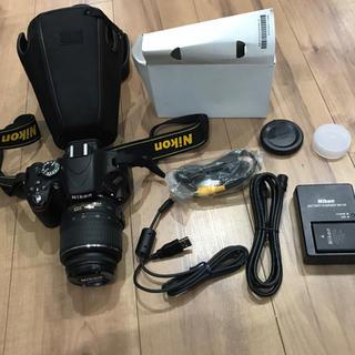 Nikon - nikon D5100 一眼レフ