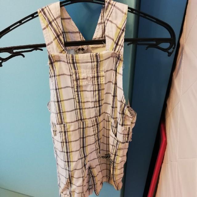 Timberland(ティンバーランド)のTimberland ロンパース キッズ/ベビー/マタニティのベビー服(~85cm)(ロンパース)の商品写真