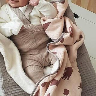 Caramel baby&child  - mile サスペンダー付きタイツ