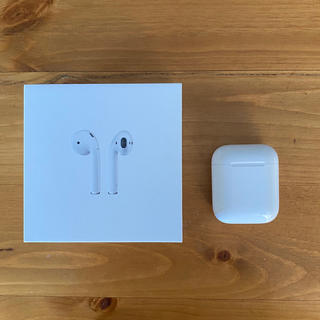 Apple - Leonard's様🍎AirPods 第二世代 Apple純正